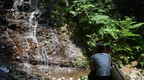 ガールな滝の楽しみ方