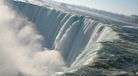 日本の滝、海外の滝