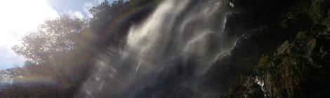 天滝・兵庫県【ハイキング滝の理想型】