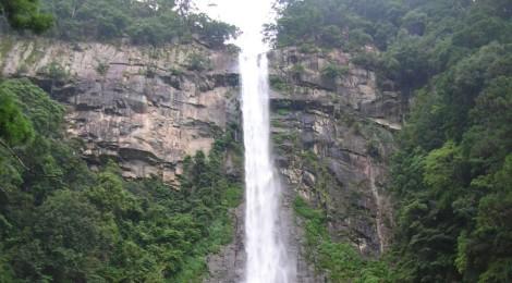 那智の滝・和歌山県【滝の神様の里帰り】