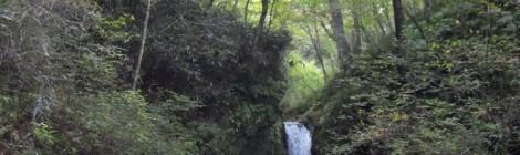 竜返しの滝・長野県【リアル千住滝でリフレッシュ】