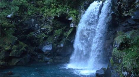 二の滝渓谷・山形県【体育会系滝にキュン】