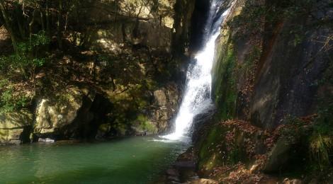 昇雲の滝・広島県【滝ガール流、プチ瞑想】