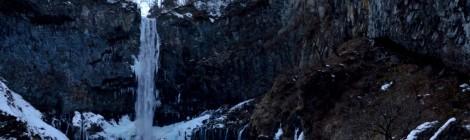 華厳の滝・栃木県【滝界最強の「センター」】