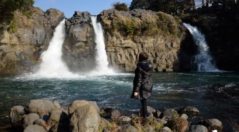 2014年滝初め・今年の抱負