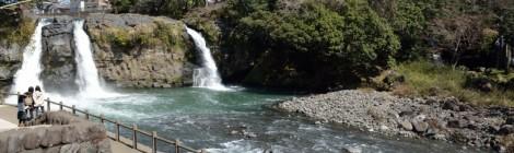 裾野不動の滝/五竜の滝・静岡県【楽しい滝ガールズトーク】