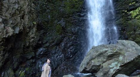 下泉不動の滝・静岡県【吊り橋と滝でリフレッシュ】