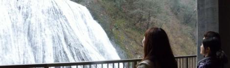 茨城・滝ガール会レポート【前編・雨でこそ素敵な袋田の滝】