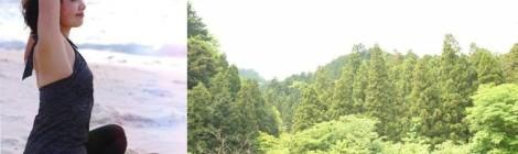 滝Yogaプロジェクト、スタート!