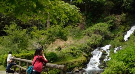 富士・滝ガール会レポート【前編・それぞれの滝スタイル】