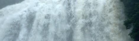 龍門滝/桐原の滝・鹿児島県【流しそうめんはおあずけ】