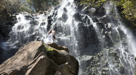 飛龍の滝・神奈川県【箱根の新たな魅力は滝にあり】