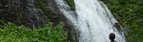 男鹿の滝・北海道【水源地の隠れ名瀑に一目惚れ】