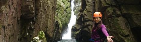 回廊の滝・岐阜県(小坂の滝めぐり)【ケモノ気分で秘境滝】