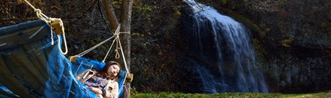 錦見の滝/銚子の滝/湯の又の滝・秋田県【大湯の滝トリオ】