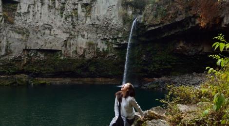 うのこの滝・宮崎県【日本一○○な滝でゴクゴク】