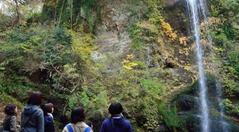箱根の滝ガール会レポート【後編・玉簾の滝&夕日の滝】