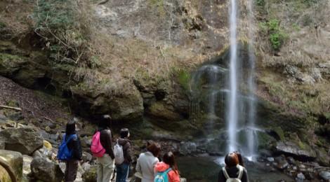 春の足柄滝巡りツアーレポート【前編・急速充電、滝女子会】