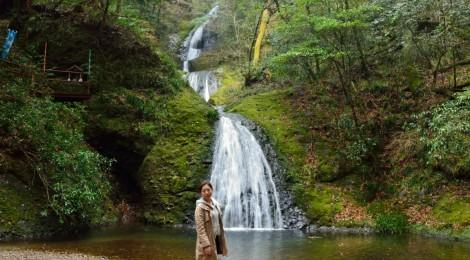 阿寺の七滝・愛知県【滝の流れに思う、ひとりの女の人生】