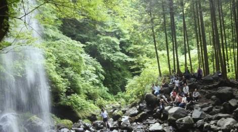 【イベント】滝YOGA&瞑想 VOL.2@南足柄 開催レポート
