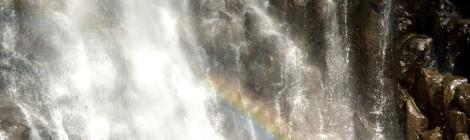 筥滝(雨滝)・鳥取県【少しの勇気で出会える感動】