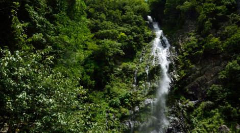 十二滝・奈良県【ようこそ!秘境十津川村の看板娘】