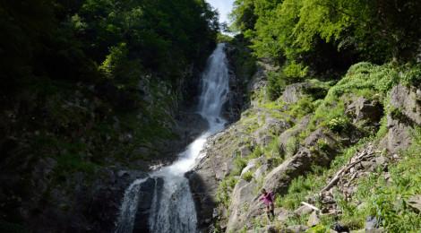 赤岩滝・栃木県【奥日光の隠れ名瀑にチャレンジ!】