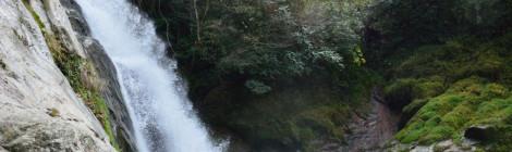観音の滝・佐賀県【目にご利益!珍しい観音様を祀る滝】