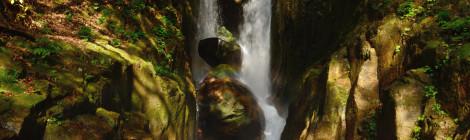 陰陽の滝・和歌山県【奇跡の虹に彩られた憧れの神滝!】