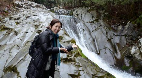 河津ジオツアーレポート【後編:わさび丼&河津の穴場滝】