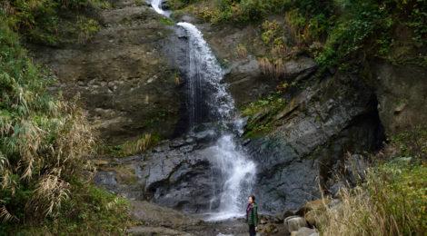 幻の大滝・新潟県【映画「滝を見にいく」妙高の聖地巡礼】