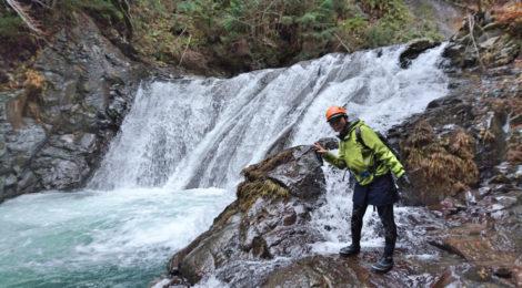 小坂の滝めぐり・龍門の滝コース【後編:滝マスターへの道】
