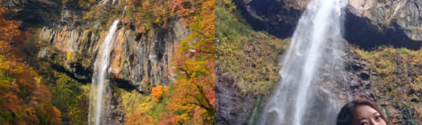惣滝・新潟県【妙高の名瀑!紅葉の滝壺へ再チャレンジ!】