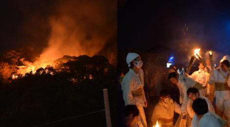 【熊野と滝文化シリーズ・2】「火の滝」お燈祭りと縄文の心