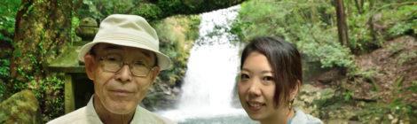 【NHK取材裏話・3】憧れ滝マスターご対面!小板橋淳さん