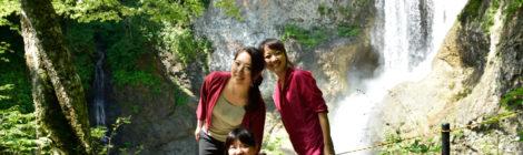 大滝(奥志賀高原)・長野県【ブナの森の爽快ハイキング】