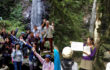 ミツカン水の文化センター滝鑑賞イベントレポート