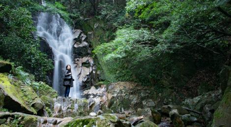 御手洗の滝・佐賀県【修験道山伏ゆかりの禊滝】