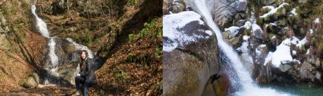 縁結びの滝/白鷺の滝・群馬県【猿ヶ京温泉&谷川岳の滝】