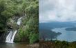アランガチの滝・鹿児島県【奄美大島宇検村に憩いの滝】