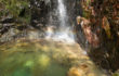 ハリオの滝・和歌山県【古座川の清流が生んだ繊細な彩り】