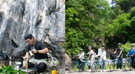 檜原村ひのはらいど体験レポート【滝とコーヒーと自転車と】