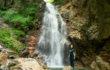 乗政大滝・岐阜県【輝く名水の滝つぼ!下呂温泉の穴場滝へ】