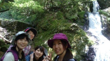 【講演会】10/13 滝ガールが見つけた東京の滝の魅力
