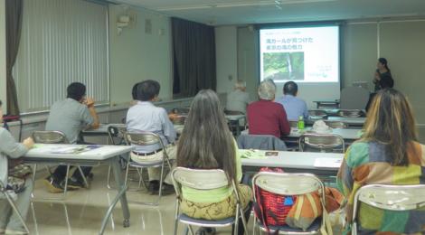 【講演会レポート】滝ガールが見つけた東京の滝の魅力