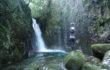 部屋滝・和歌山県【回廊の奥に落ちる神秘の滝】