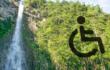 車椅子で行けるバリアフリー滝【滝のポテンシャル・その6】
