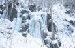 冬の奥入瀬渓流旅【前編:馬門岩の氷柱と雲井の滝の氷瀑】