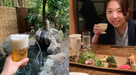 【番外編】こんや銘酒館・食&コンヤ温泉で幸せ滞在