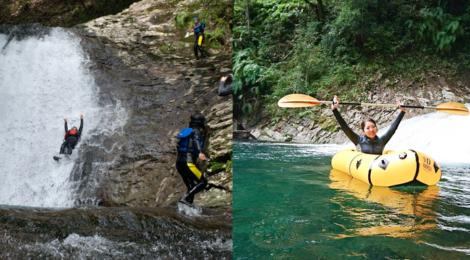 【WEB】観光三重「紀宝町の滝で川遊び」レポート寄稿